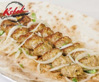 Куриный люля-кебаб